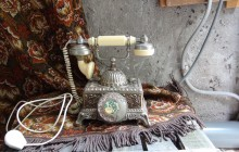 "Telefoon ""Kitsch in Grand Puignol"" 1"